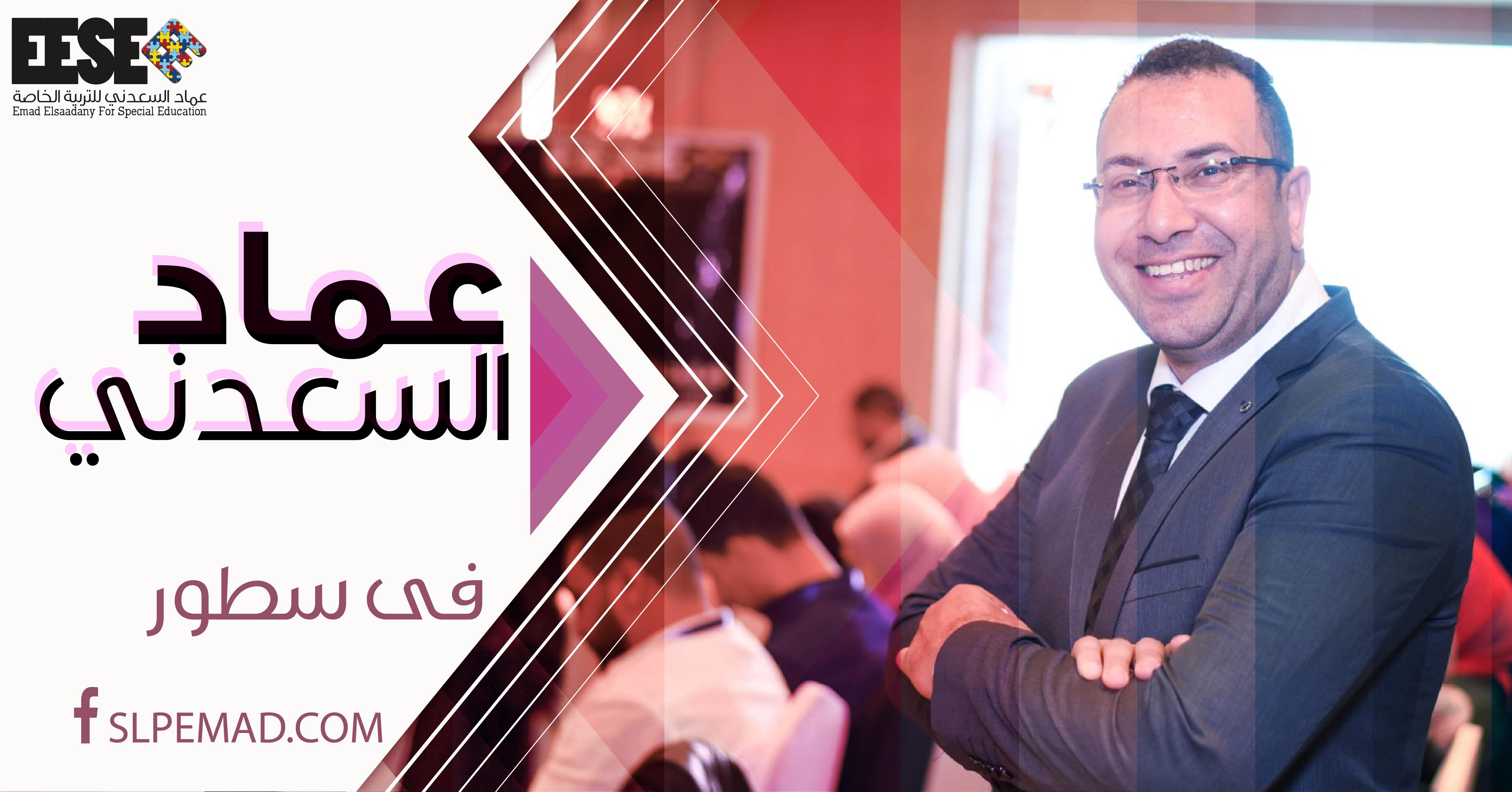 عماد السعدني في سطور