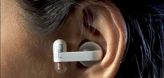 مفهوم الاعاقة السمعية